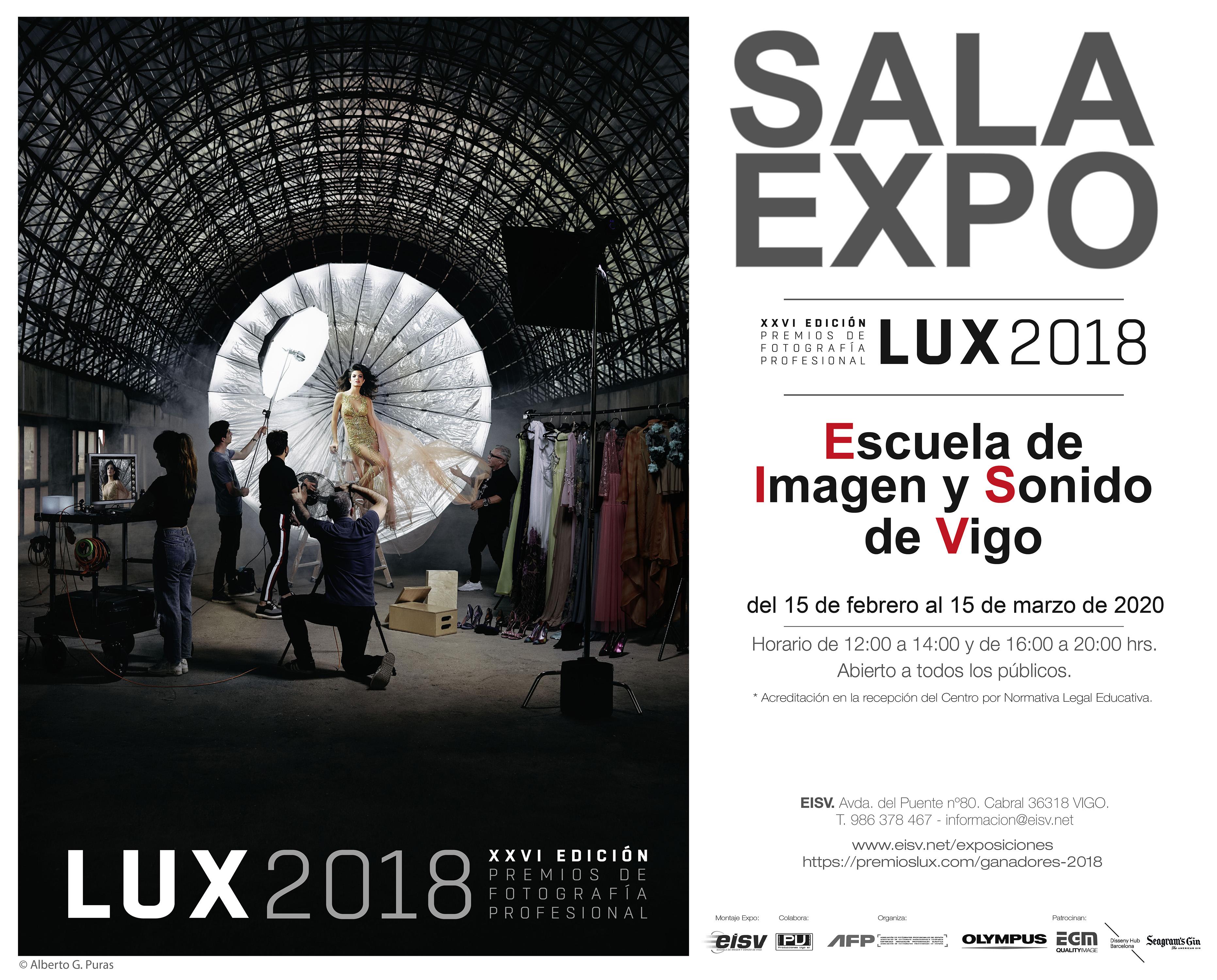 XXVI premios de fotografía LUX - Exposición